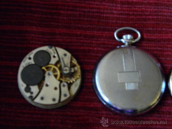 Relojes de bolsillo: LOTE DE RELOJES Y PIEZAS - Foto 7 - 31959753