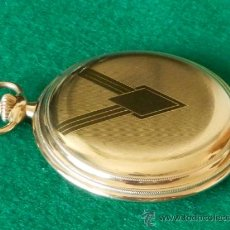 Relojes de bolsillo: JUNGHANS. Lote 32347905