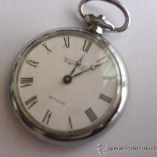 Relojes de bolsillo: LOTE DE UN RELOJ DE LA MARCA THERMIDOR ANTICHOC PEQUEÑO. Lote 32419994