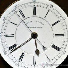 Relojes de bolsillo: RELOJ DE BOLSILLO ANTIGUO. Lote 32867882
