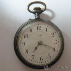 Relojes de bolsillo: RELOJ DE MONJA. Lote 33722310