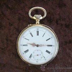 Relojes de bolsillo - RELOJ DE BOLSILLO ORO 14 K 585 - 33797114