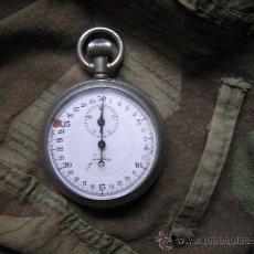 Relojes de bolsillo: JUNGHANS DE LA LUFTWAFFE CHRONO REBAJADO EN PRECIO. Lote 33991250