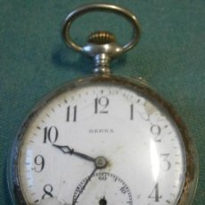 Relojes de bolsillo: RELOJ BERNA. Lote 34039628