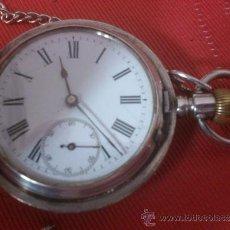 Relojes de bolsillo: L.U.C. CHOPARD. TRES TAPAS. CIRCA 1900.. Lote 34041585