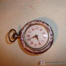 Relojes de bolsillo: PRECIOSO RELOJ DE SEÑORA, S.XIX. Lote 34263878