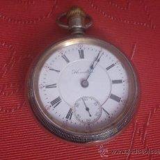 Relojes de bolsillo: RELOJ LEPINE HAMILTON EEUU C. 1907. Lote 34354359