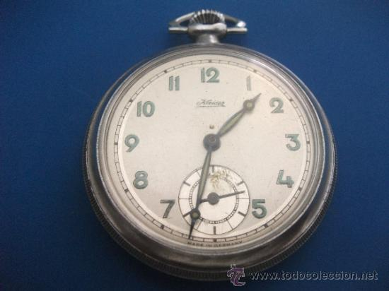 Bolsillo Para Kaiser Reloj Ajustar Alemania Muy Raro De SpGUqzMV