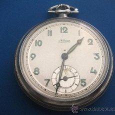 Relojes de bolsillo: RELOJ DE BOLSILLO KAISER - ALEMANIA - MUY RARO - PARA AJUSTAR. Lote 43829550