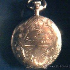 Relojes de bolsillo: AUTÉNTICO RELOJ ELGIN.. Lote 34866400