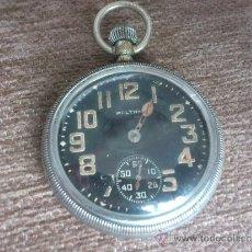 Relojes de bolsillo: WALTHAM MILITAR. DE LA GRAN GUERRA MUNDIAL.. Lote 36276005