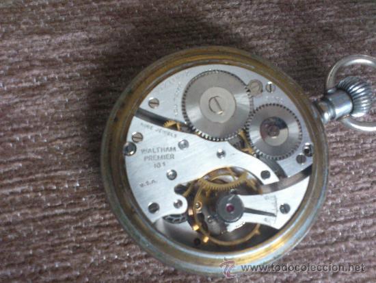 Relojes de bolsillo: WALTHAM MILITAR. DE LA GRAN GUERRA MUNDIAL. - Foto 8 - 36276005