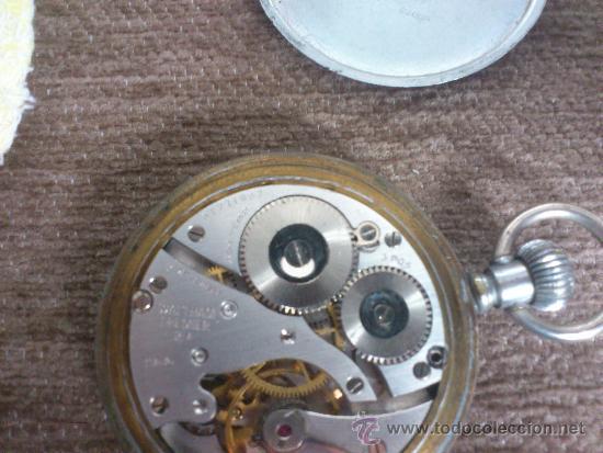 Relojes de bolsillo: WALTHAM MILITAR. DE LA GRAN GUERRA MUNDIAL. - Foto 9 - 36276005