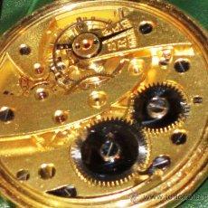 Relojes de bolsillo: SENSACIONAL RELOJ BOLSILLO CRONOMETRO ORO. Lote 36809627