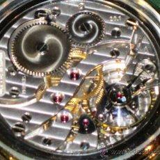 Relojes de bolsillo: PIEZON DE COLECCIONISTA RELOJ BOLSILLO ULYSSE NARDIN. Lote 36809778
