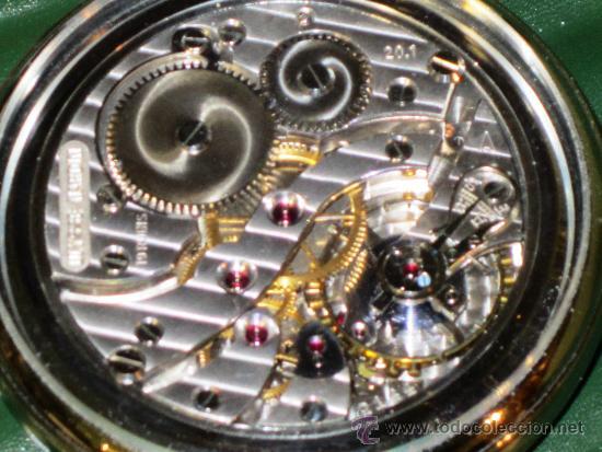 Relojes de bolsillo: PIEZON DE COLECCIONISTA RELOJ BOLSILLO ULYSSE NARDIN - Foto 5 - 36809778