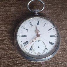 Relojes de bolsillo: RELOJ BESACON, EN PLATA, .. Lote 36845838