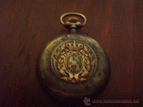 Relojes de bolsillo: Precioso reloj de bolsillo Regulador DG - Foto 2 - 37036202