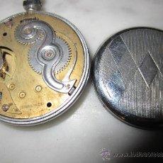 Relojes de bolsillo: RELOJ ART DECO DE BOLSILLO ROMBOS . Lote 37141766