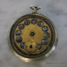 Relojes de bolsillo: RELOJ DE BOLSILLO ESFERA CHAMPAN. Lote 37151836