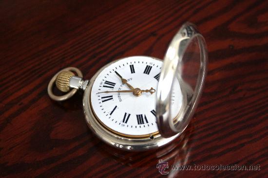 Relojes de bolsillo: Reloj -Roskopf Patent-. - Foto 4 - 37432307