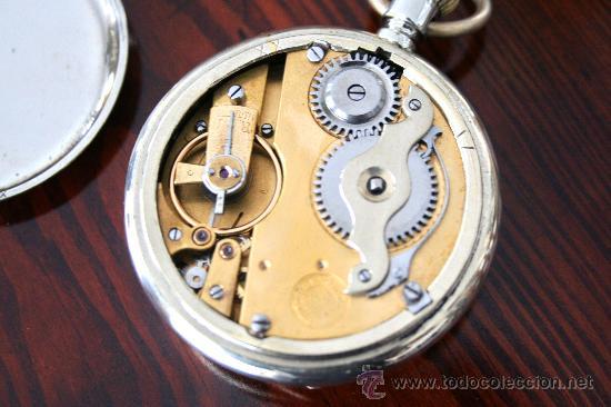 Relojes de bolsillo: Reloj -Roskopf Patent-. - Foto 6 - 37432307