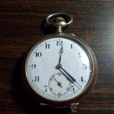 Relojes de bolsillo: RELOJ DE BOLSILLO REMONTOIR. Lote 37559122