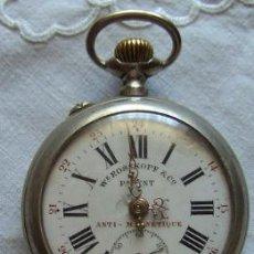 Relojes de bolsillo: ANTIGUO RELOJ DE BOLSILLO ROSSKOPF. Lote 37665298