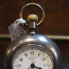 Relojes de bolsillo: RELOJ DE BOLSILLO F. BACHSCHMID TIPO ROSKOPF SEGUNDERO A LAS 6. Lote 37676393