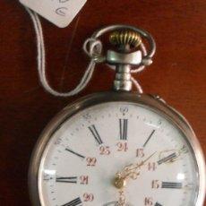Relojes de bolsillo: RELOJ DE BOLSILLO (FUNCIONANDO) (I-A-66). Lote 37715130