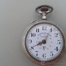 Relojes de bolsillo: RELOJ DE BOLSILLO MARCA ROSSKOPF. Lote 37795111