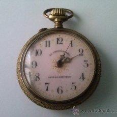 Relojes de bolsillo: RELOJ DE BOLSILLO EL CRONOMETRO. Lote 37861494