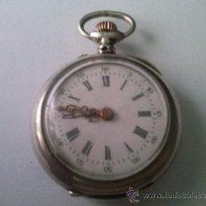 Relojes de bolsillo: RELOJ DE BOLSILLO DE MONJA. Lote 37875631