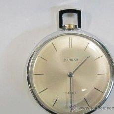 Relojes de bolsillo: RELOJ DE BOLSILLO EXTRAPLANO - THERMIDOR - CUERDA. DIAMETRO 43 MM -. Lote 38080382