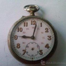 Relojes de bolsillo: RELOJ DE BOLSILLO 24 HORAS EN ESFERA. Lote 38129188