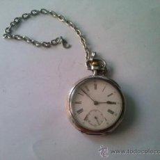 Relojes de bolsillo: RELOJ DE BOLSILLO REMONTOIR. Lote 38129250