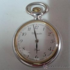 Relojes de bolsillo: RELOJ DE BOLSILLO THERMIDOR PARIS FUNCIONANDO. Lote 38274810
