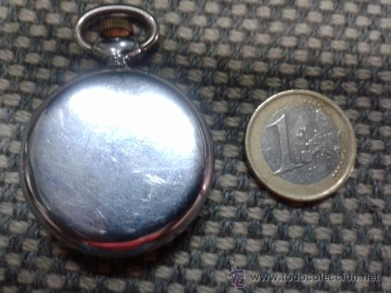 Relojes de bolsillo: RELOJ DE BOLSILLO THERMIDOR PARIS FUNCIONANDO - Foto 2 - 38274810