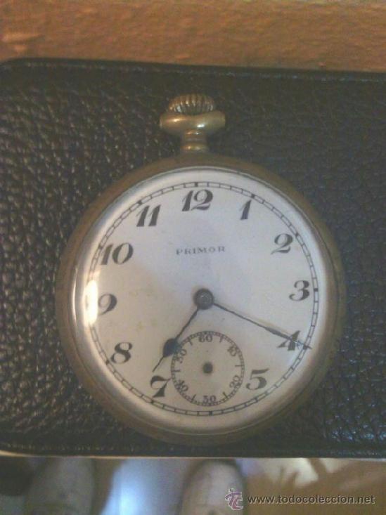 RELOJ BOLSILLO (Relojes - Bolsillo Carga Manual)
