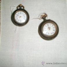 Relojes de bolsillo: LOTE DOS RELOJES DE SRA.. Lote 51214822