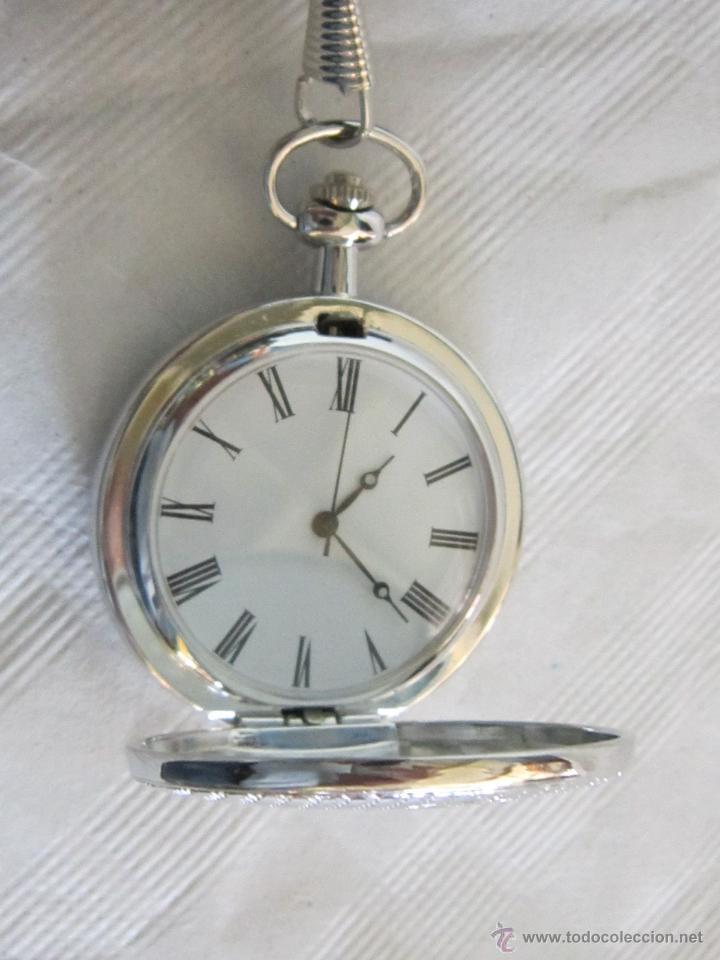 RELOJ DE BOLSILLO CON CUERDA (Relojes - Bolsillo Carga Manual)