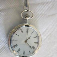 Relojes de bolsillo: RELOJ DE BOLSILLO CON CUERDA. Lote 39757420