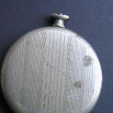 Relojes de bolsillo: CARCASA DE ANTIGUO RELOJ DE BOLSILLO. ART-DÉCO.. Lote 40339873