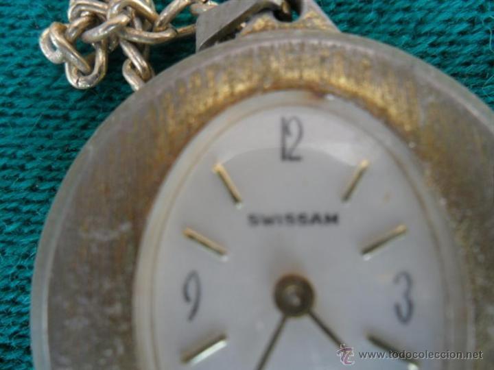 Relojes de bolsillo: reloj cuerda de señora del cuello - Foto 2 - 40432270