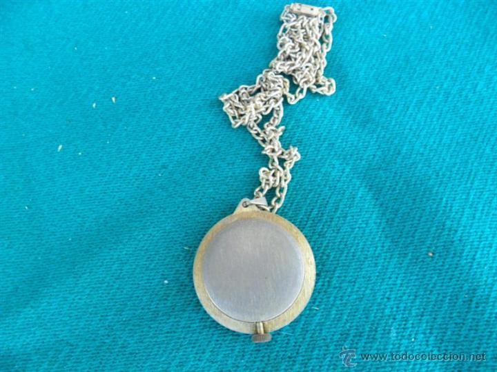 Relojes de bolsillo: reloj cuerda de señora del cuello - Foto 4 - 40432270