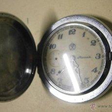 Relojes de bolsillo - Reloj ruso de bolsillo. - 40589488