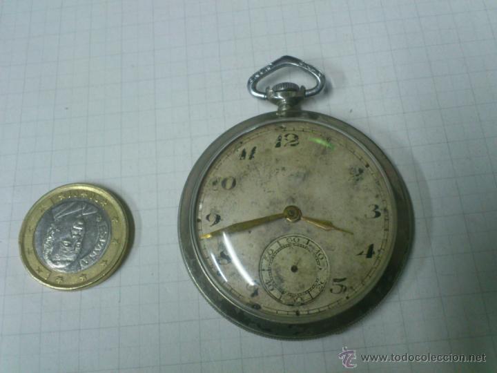RELOJ DE BOLSILLO A CUERDA (Relojes - Bolsillo Carga Manual)