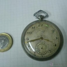 Relojes de bolsillo: RELOJ DE BOLSILLO A CUERDA. Lote 43433103