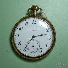 Relojes de bolsillo: RELOJ DE BOLSILLO QUILLET. Lote 40814369