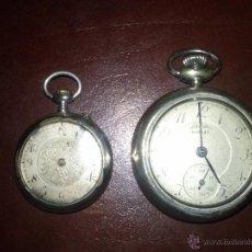 Relojes de bolsillo: 2 RELOJES DE BOLSILLO . Lote 41011505
